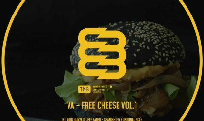 VA – Free Cheese Vol 1 (Taste My Burger)