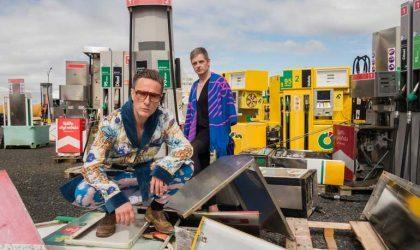 В октябре в Риге снова выступит исландский дуэт GusGus