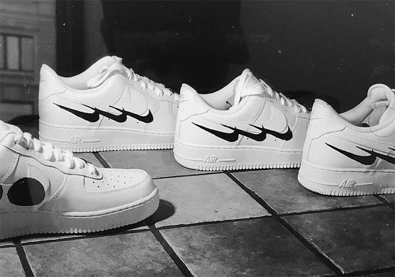 Swedish House Mafia Nike