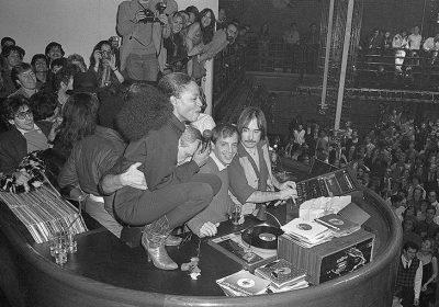 Легендарный нью-йоркский клуб Studio 54 открывает лейбл