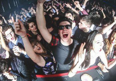 Британское MTV запустило новый электронный танцевальный канал Club MTV