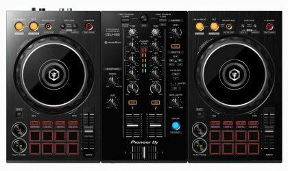 Pioneer DJ выпустила новый бюджетный контроллер DDJ-400