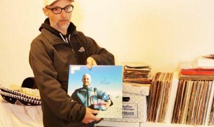 Moby распродает свою коллекцию пластинок. Вырученные деньги пойдут на благотворительность