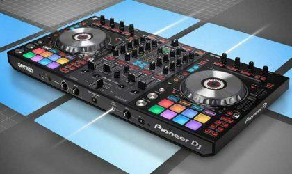 Pioneer DJ выпустила новый контроллер DDJ-SX3 для Serato