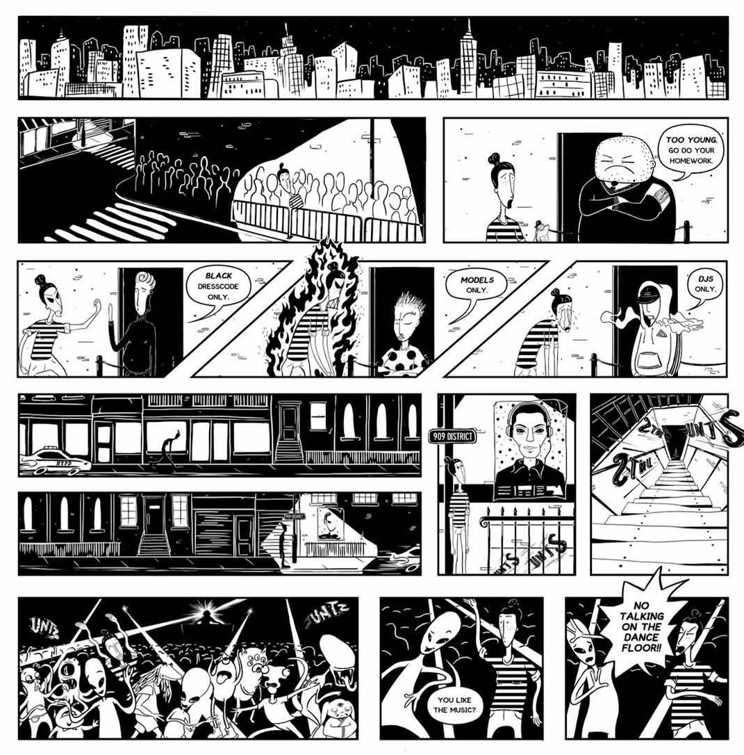 Julia Govor Comics