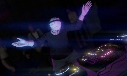 В новом трейлере игры Grand Theft Auto The Black Madonna бьет полицейского кулаком по лицу