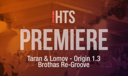 Слушайте премьеру брокен-бит ремикса трека Taran & Lomov «Origin 1.3»