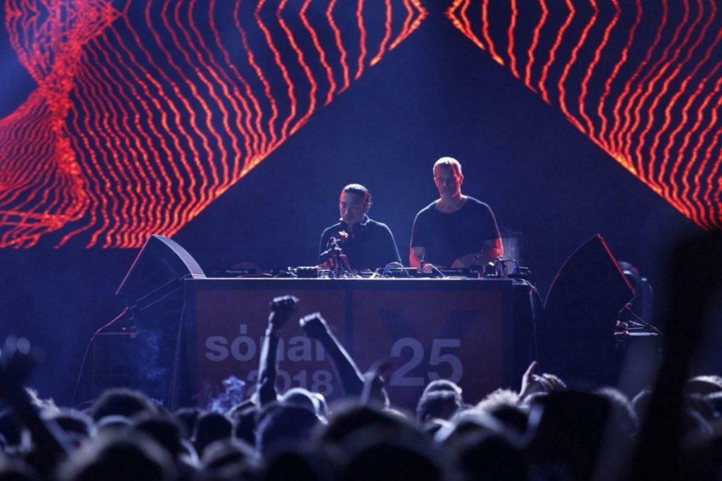 Ben Klock x DJ Nobu