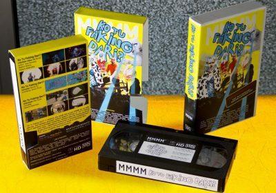 MMMM выпустили клип «Ko Tu Faking Dari?» на VHS