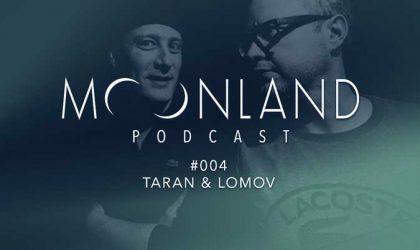 Taran & Lomov записали подкаст для фестиваля Moonland