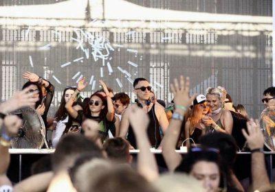 Dubfire установил новый рекорд: он сыграл самый долгий соло-сет на фестивале Sunwaves