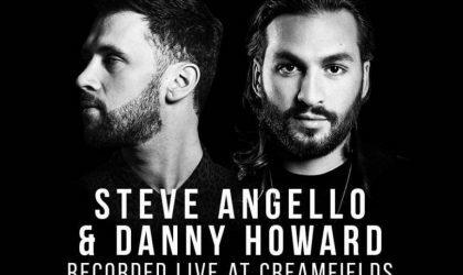 Steve Angello и Danny Howard выступили в Essential Mix на Creamfields 2018