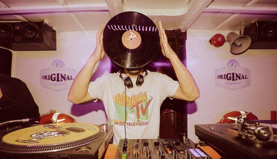 Как лейбл Amber Muse закрывал сезон летних вечеринок Das Boot на корабле