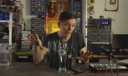 Немецкий инженер записал техно-альбом, полностью сыгранный роботами