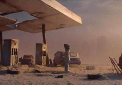 Действие клипа Джона Хопкинса «Feel First Life» происходит в постапокалиптическом мире