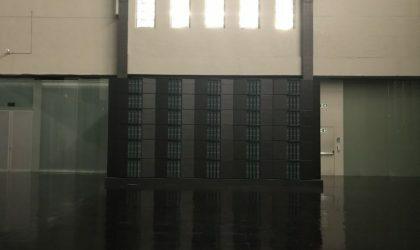 Kode9 установил в Tate Modern звуковую систему мощностью 40 тыс. ватт