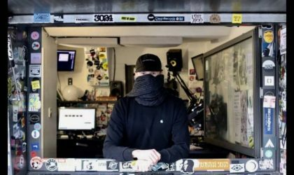 Загадочный Yaleesa Hall выступил на NTS radio