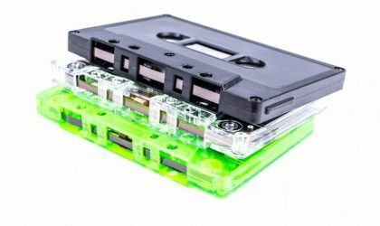 Возрождение аудиокассет идет полным ходом