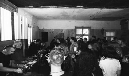 Фотографии с празднования 14-летия Amber Muse в клубе Autentika