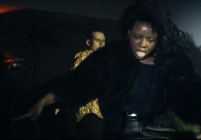 Рошин Мерфи выпустила новый клип «The Rumble»