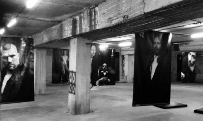 Свен Маркардт открыл фотовыставку в грузинском клубе Khidi