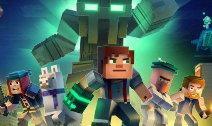На Netflix появилось «интерактивное приключение» Minecraft