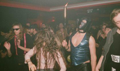 Фотографии с вечеринки Klik Klak при участии Melania из Берлина