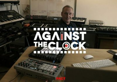 Герой нового выпуска Against The Clock – Пол Хартнолл из Orbital создает трек за 10 минут