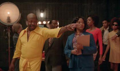 Келли Роуланд сыграла Глэдис Найт в сериале про Soul Train. Смотрите отрывок