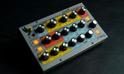 Moog ограниченным тиражом выпустил синтезатор Sirin