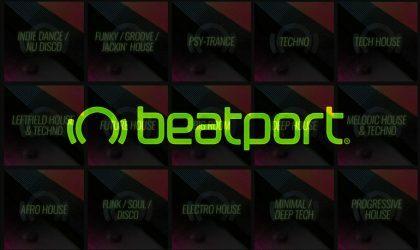 Beatport опубликовал список бестселлеров 2018 года