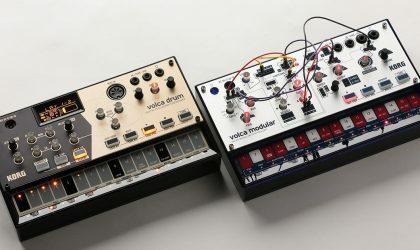У Korg в линейке Volca два новых устройства под влиянием Дона Баклы