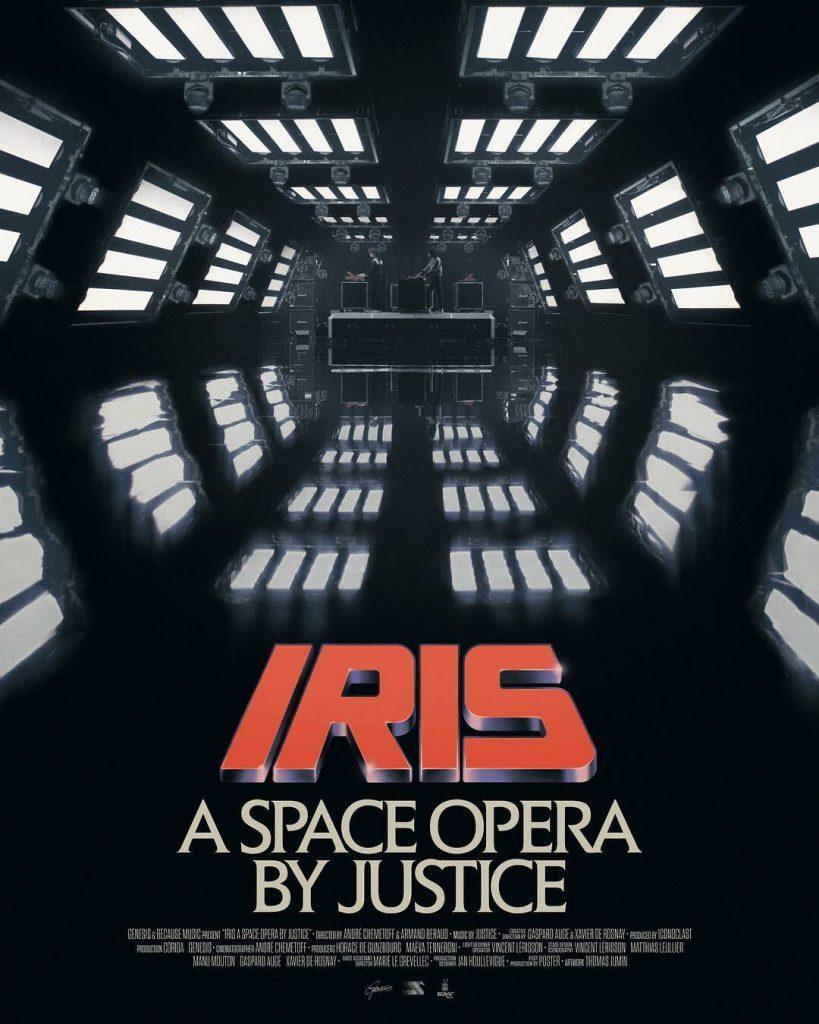 Justice IRIS full poster