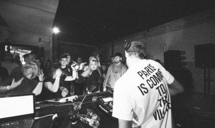Фотографии с вечеринки Amber Muse's [spek-truhm] при участии Yaleesa Hall