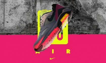 Nike посвятила клубному Берлину новую линейку кроссовок Air Max 180