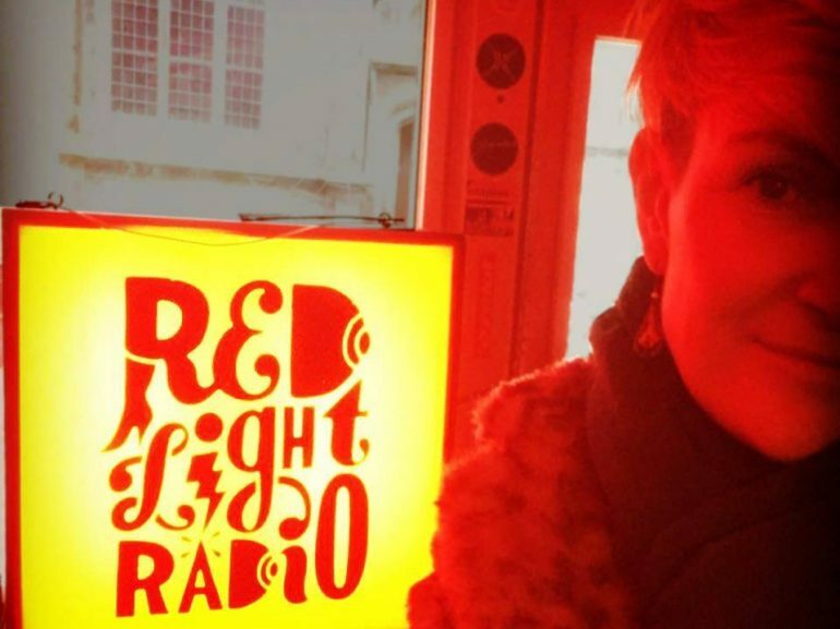 Ксения Камиказа сыграла на Red Light Radio в Амстердаме