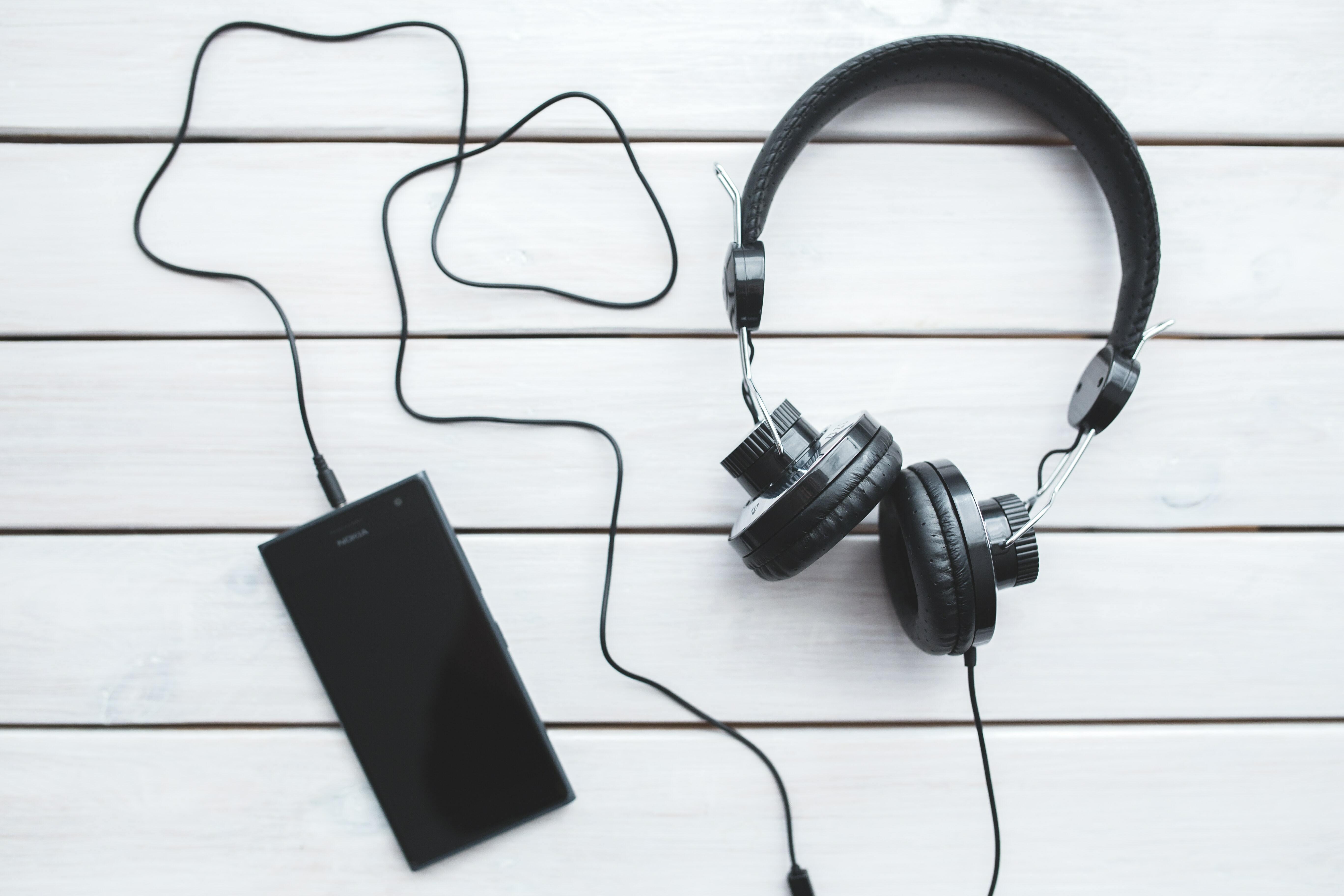 стриминг музыки