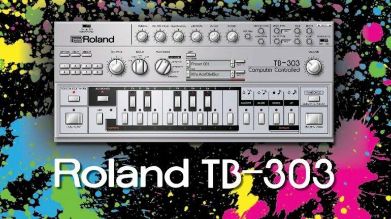 Roland TB-303 VST