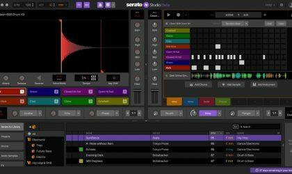 Вышла бета-версия «продюсерского софта для диджеев» Serato Studio