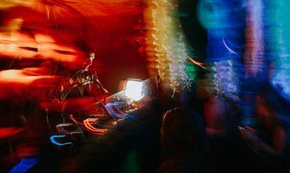 Фотографии с первой вечеринки HINDI в клубе Teritorija