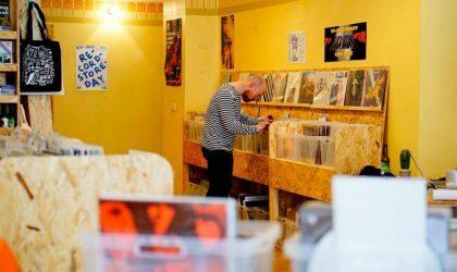 В Риге откроется новый виниловый магазин электронной музыки Biit Me