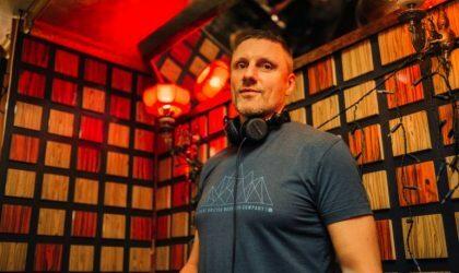 Juri Konradi записал диско-микс из треков последних лет