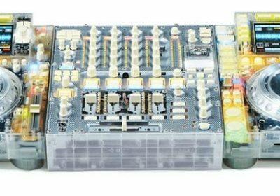 Вирджил Абло создал свой дизайн аппаратов Pioneer CDJ и DJM