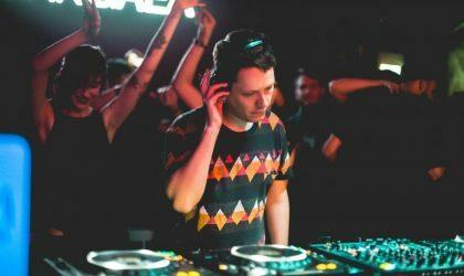 Pangaea записал грувовый техно-микс для подкаста Dimensions Festival