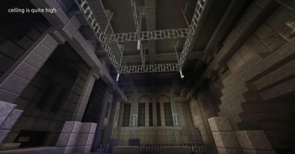 Смотрите новый виртуальный тур по Berghain в мире Minecraft