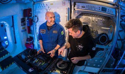 Этим летом в космосе прозвучит первый диджейский сет