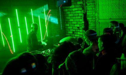 Латвийский ветеран диджеинга Deep-Z записал новый техно-микс
