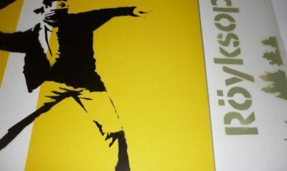Альбом Röyksopp «Melody A.M.» с обложкой авторства Banksy продан за 6962 доллара