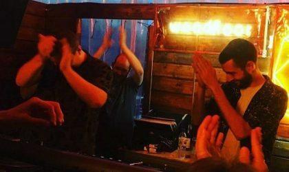 Слушайте микс Hamish & Toby из киевского спота «Лесной причал»