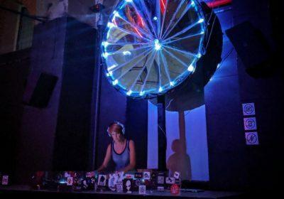 Ксения Камиказа на фестивале GAMMA: слушайте запись сета